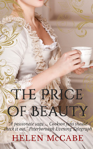 Price of Beauty Book Cover - Click to enter Historical & Romance section of Website